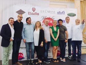 Bloggers y periodistas en Marbella All Stars
