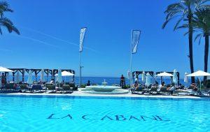 Le Cabane piscina