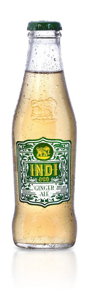INDI Ginger Ale impulsa el mercado de bebidas Premium con un aroma y un ...